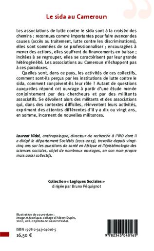 4eme Le sida au Cameroun