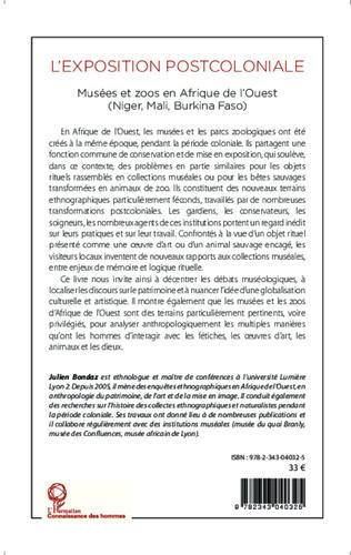 4eme L'exposition postcoloniale