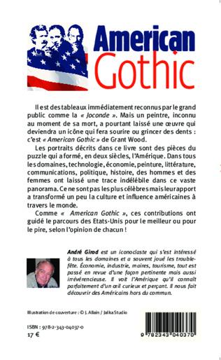 4eme American Gothic