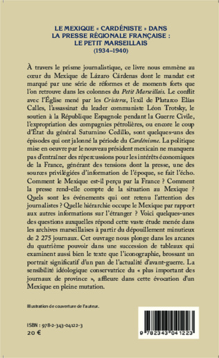 4eme Le Mexique cardéniste dans la presse régionale française : Le Petit Marseillais (1934-1940)