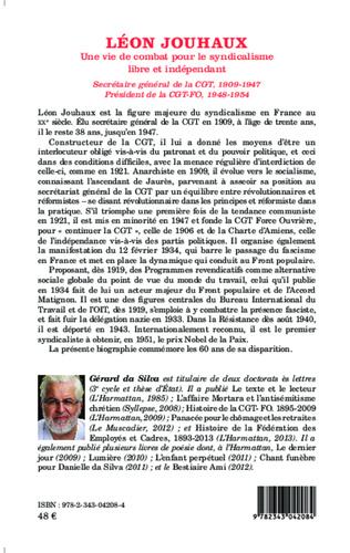 4eme Léon Jouhaux
