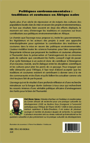 4eme Politiques environnementales : traditions et coutumes en Afrique noire