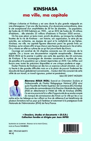 4eme Kinshasa ma ville, ma capitale