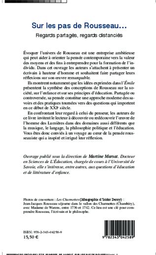 4eme Sur les pas de Rousseau...
