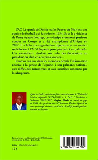 4eme Tout sur l'AC-Léopards de Dolisie