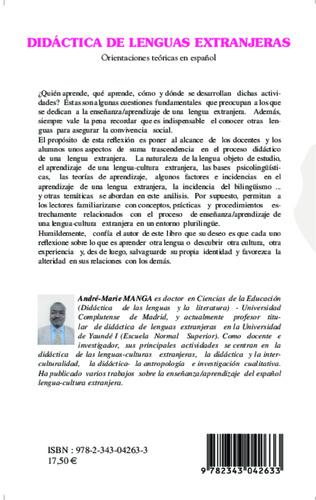 4eme Didáctica de lenguas extranjeras