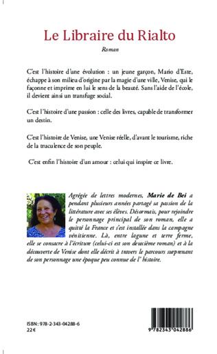 4eme Le Libraire du Rialto
