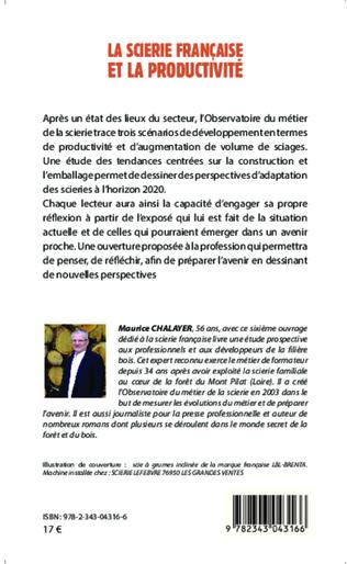 4eme La scierie française et la productivité