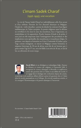 4eme Imam Sadek Charaf (1936-1993), une vocation