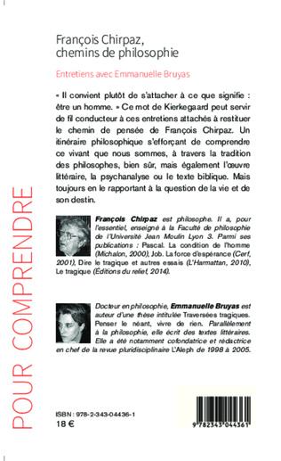 4eme François Chirpaz chemins de philosophie