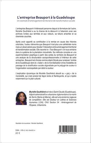 4eme L'entreprise Beauport à la Guadeloupe