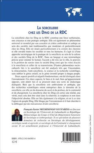4eme La sorcellerie chez les Ding de la RDC