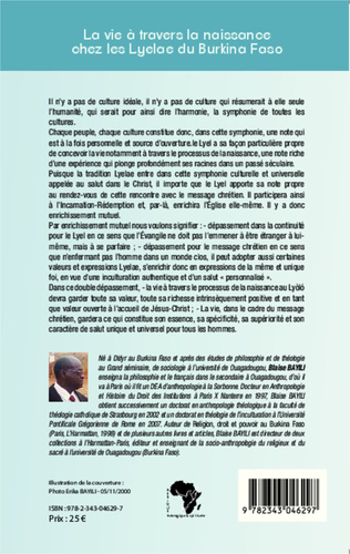 4eme La vie à travers la naissance chez les Lyelae du Burkina Faso