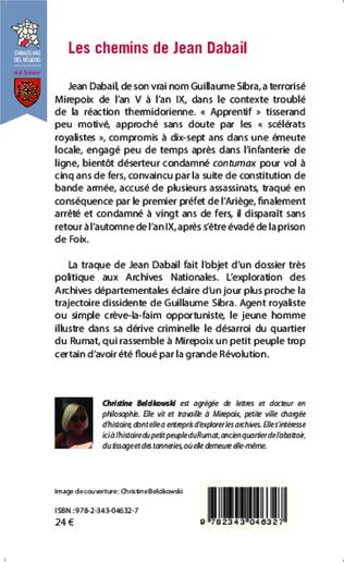 4eme Les chemins de Jean Dabail