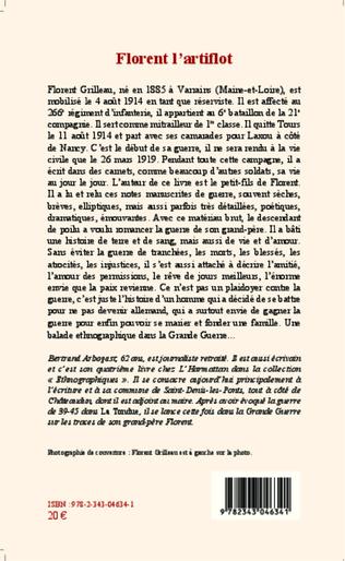 4eme Florent l'artiflot