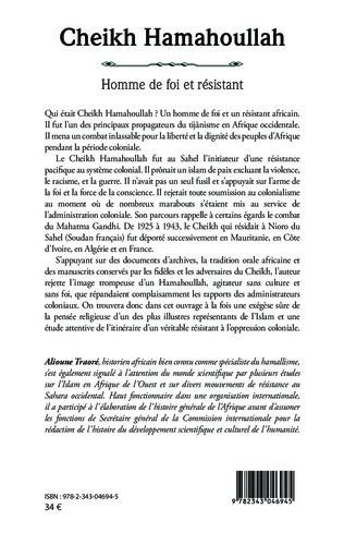 4eme L'Islam face à la colonisation française en Afrique de l'ouest