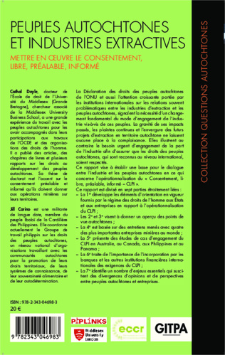 4eme Peuples autochtones et industries extractives