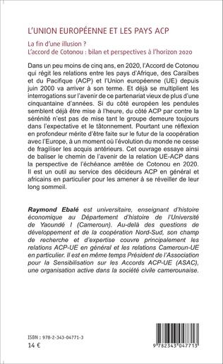4eme L'Union européenne et les pays ACP