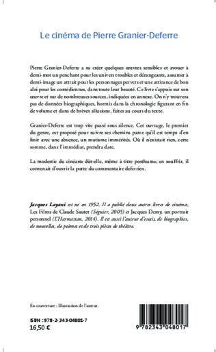 4eme Le cinéma de Pierre Granier-Deferre