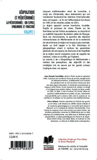 4eme Géopolitique et Méditerranée