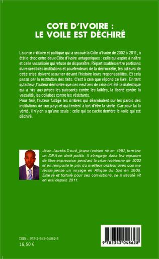 4eme Côte d'Ivoire : le voile est déchiré