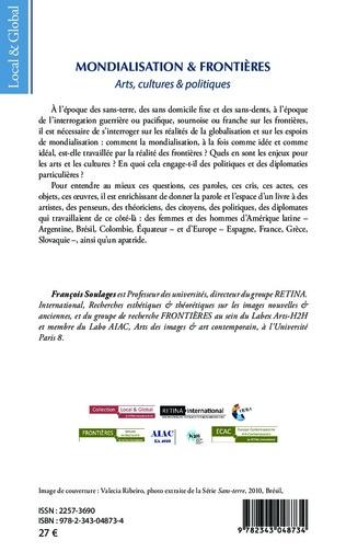 4eme Ch. 3 : Image & interprétation. Entre local, global & mondial