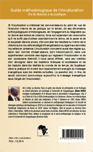 4eme Guide méthodologique de l'inculturation