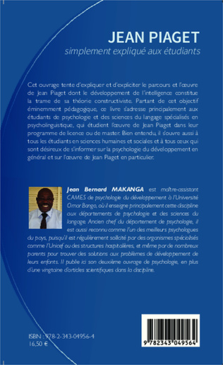4eme Jean Piaget simplement expliqué aux étudiants