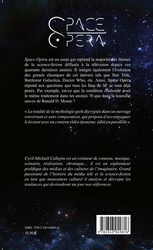 4eme Space Opera