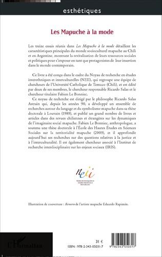 4eme Les Mapuche à la mode