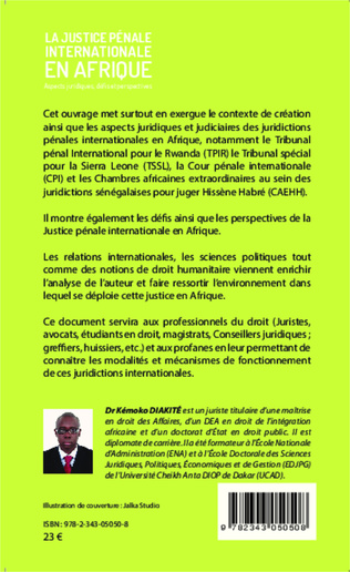 4eme La justice pénale internationale en Afrique