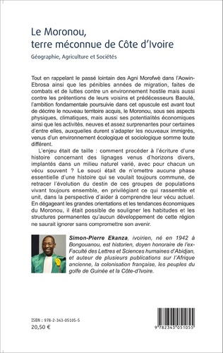 4eme Le Moronou, terre méconnue de Côte d'Ivoire