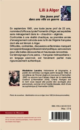4eme Lili à Alger