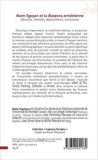 4eme Atom Egoyan et la diaspora arménienne