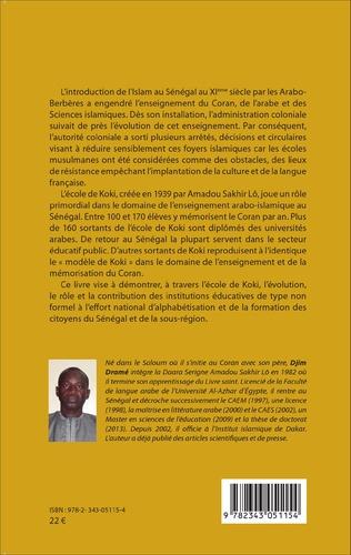 4eme L'enseignement arabo-islamique au Sénégal