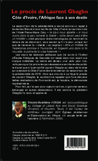 4eme Le procès de Laurent Gbagbo