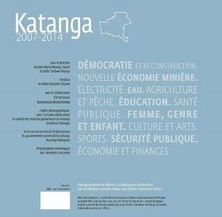4eme Katanga 2007-2014 les voies de l'émergence