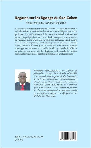 4eme Regards sur les Nganga du Sud-Gabon