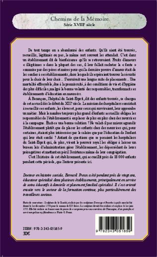 4eme Enfance abandonnée au XVIIIe siècle en Franche-Comté