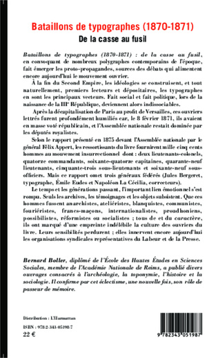 4eme Bataillons de typographes (1870-1871)