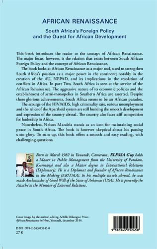 4eme African Renaissance