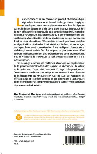 4eme Des politiques de gratuité confrontées aux idées pro-paiement des médicaments en Afrique de l'Ouest