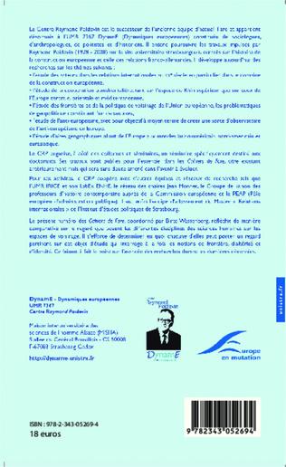 4eme L'approche pluridisciplinaire de la coopération transfrontalière