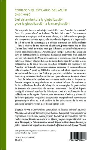 4eme Corisco y el estuario del Muni (1470-1931)