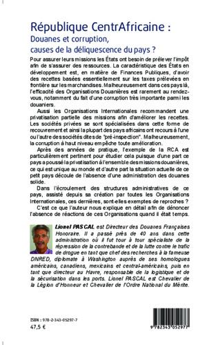 4eme République CentrAfricaine :