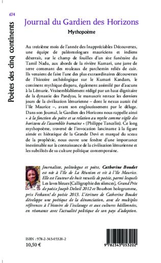 4eme Le Journal du Gardien des Horizons