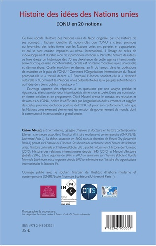 4eme Histoire des idées des Nations unies