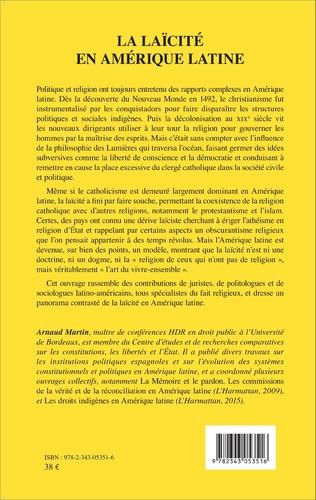 4eme La laïcité en Amérique latine