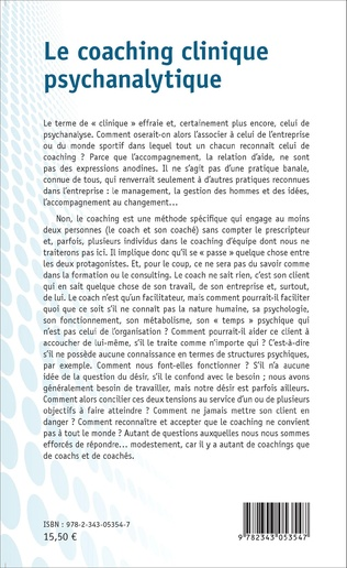 4eme Le coaching clinique psychanalytique
