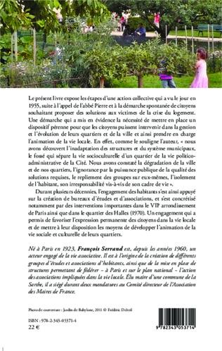 4eme A Paris des habitants s'engagent
